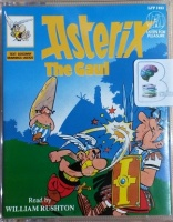 Asterix the Gaul written by Goscinny and Uderzo performed by William Rushton on Cassette (Abridged)